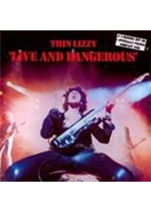 Thin Lizzy - Live And Dangerous (Deluxe Edition) (Music CD)