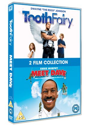 Tooth Fairy / Meet Dave (Double Pack)