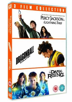 Percy Jackson / Dragonball - Evolution / Dark Is Rising