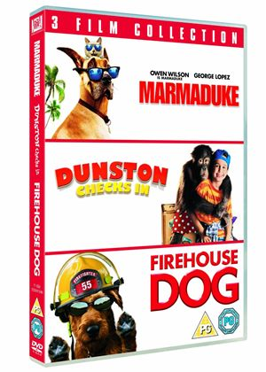 Marmaduke / Dunston Checks In / Firehouse Dog