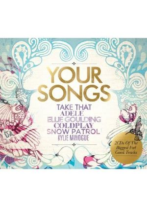 Various Artists - Your Songs (2 CD) (Music CD)