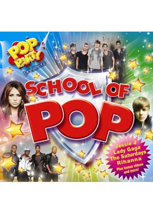 Various Artists - Pop Party Presents School Of Pop (Music CD)
