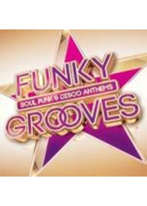 Various Artists - Funky Grooves (3 CD) (Music CD)