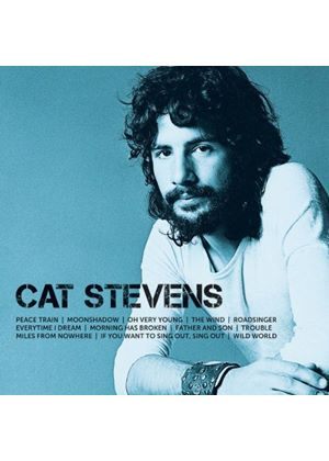 Cat Stevens - ICON (Music CD)