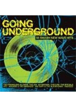 Various Artists - Going Underground (Music CD)