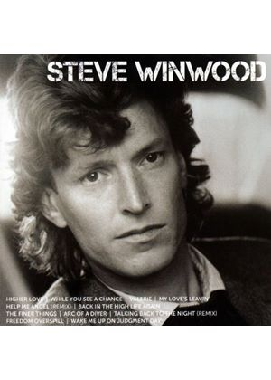 Steve Winwood - Icon (Music CD)