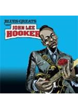 John Lee Hooker - Blues Greats (John Lee Hooker) (Music CD)