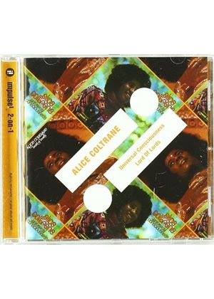 Alice Coltrane - Universal Consciousness/Lord of Lords (Music CD)