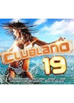 Various Artists - Clubland 19 (Music CD)
