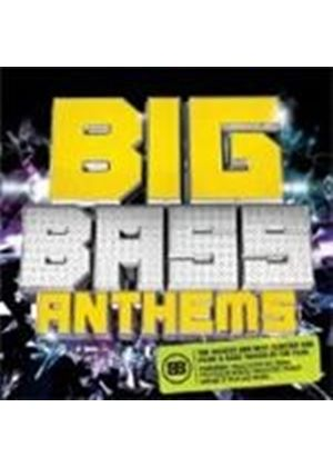 Various Artists - Big Bass Anthems (Music CD)