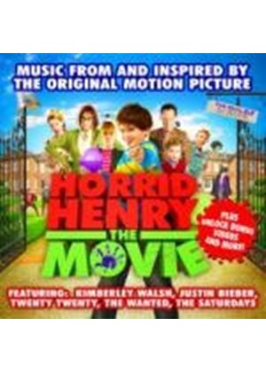 Various Artists - Horrid Henry: The Movie (Music CD)
