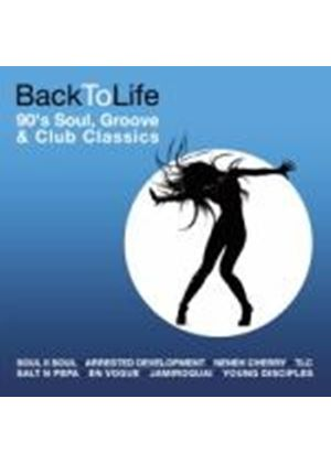 Various Artists - Back To Life (3 CD) (Music CD)