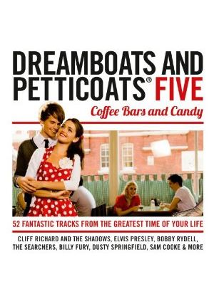 Various Artists - Dreamboats and Petticoats, Vol.5 (2 CD) (Music CD)