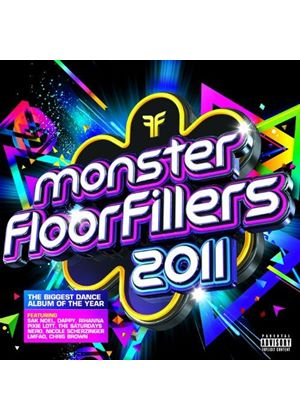 Various Artists - Monster Floorfillers 2011 (Music CD)