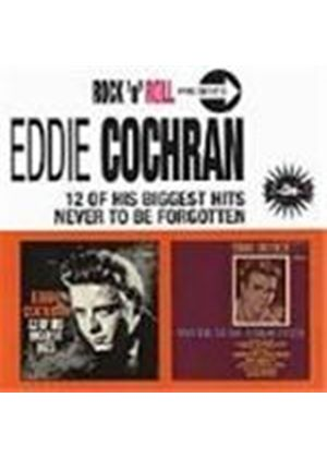 Eddie Cochran - Twelve Of His Biggest Hits/Never To Be Forgotten