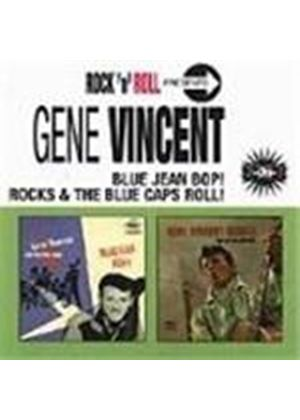 Gene Vincent - Blue Jean Bop/Gene Vincent Rocks [Remastered]