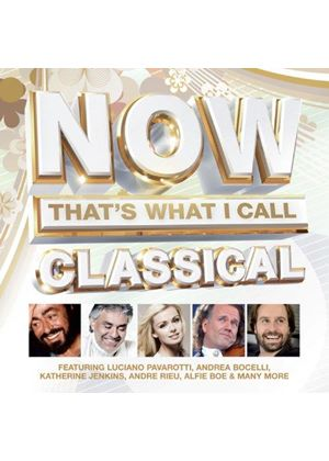 Now That's What I Call Classical (Music CD)