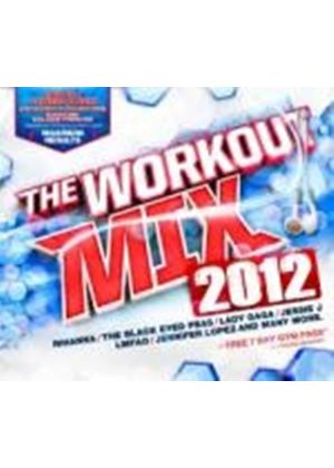 Various Artists - The Workout Mix 2012 (Music CD)