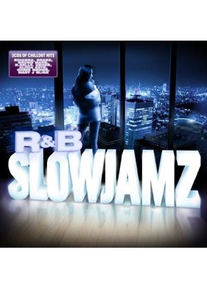 Various Artists - R&B Slow Jamz (Music CD)
