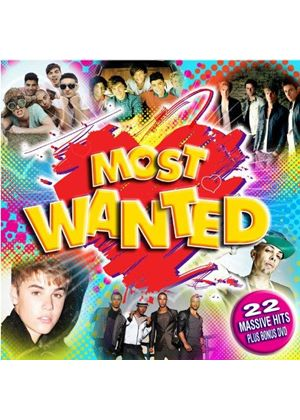 Various Artists - Most Wanted (Music CD)