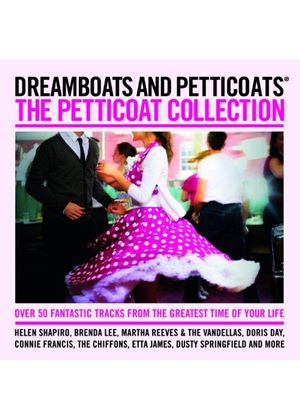 Various Artists - Dreamboats & Petticoats (Petticoat Collection) (Music CD)