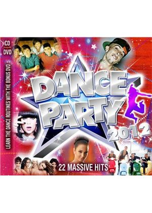 Various Artists - Dance Party 2012 [UMTV] (Music CD)