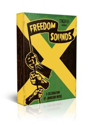 Various Artists - Freedom Sounds (A Celebration of Jamaican Music) (Music CD)