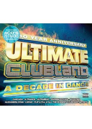 Various Artists - Ultimate Clubland (2002-2012) (Music CD)