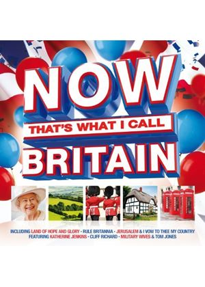 Various Artists - Now That's What I Call Britain (Music CD)