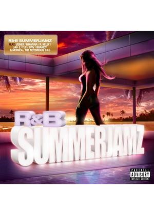 Various Artists - R&B Summerjamz (Music CD)