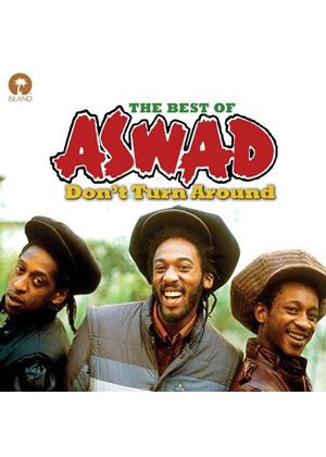 Aswad - Don't Turn Around (Music CD)
