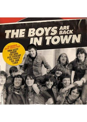 Various Artists - Boys Are Back in Town 2012 (Music CD)