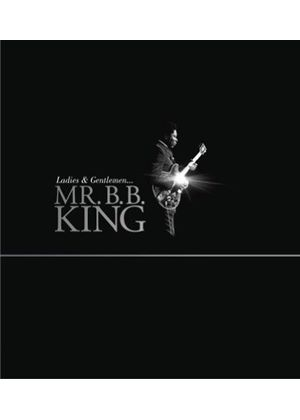 B.B. King - Mr. B.B. King (4 CD Box Set) (Music CD)