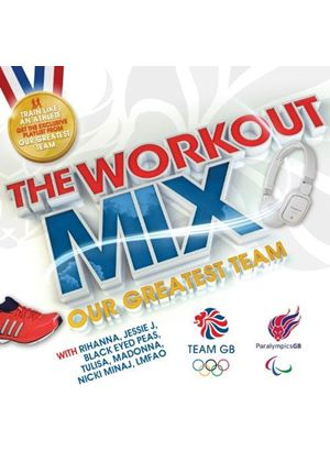 Various Artists - Workout Mix (Our Greatest Team) (Music CD)