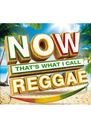 Various Artists - Now That's What I Call Reggae (Music CD)
