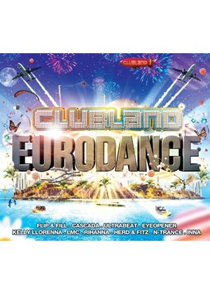 Various Artists - Clubland EuroDance (Music CD)