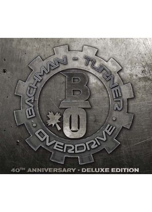 Bachman-Turner Overdrive - BachmanTurner Overdrive: 40th Anniversary (2 CD) (Music CD)