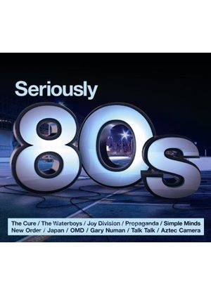 Various Artists - Seriously 80's (Music CD)