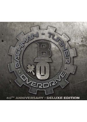 Bachman-Turner Overdrive - Bachman Turner Overdrive- 40th Anniversary (Music CD)