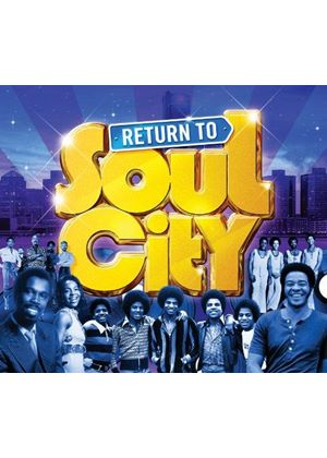 Various Artists - Return to Soul City (Music CD)