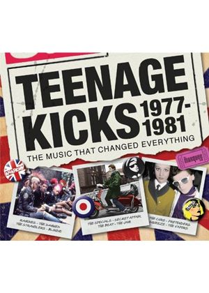 Various Artists - Teenage Kicks [Universal Music TV] (Music CD)