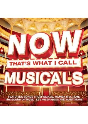 Various Artists - Now That's What I Call Musicals (2 CD) (Music CD)