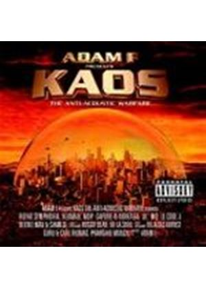 Adam F - Kaos (Music CD)