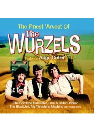 The Wurzels - Finest arvest Of The Wurzels (Music CD)