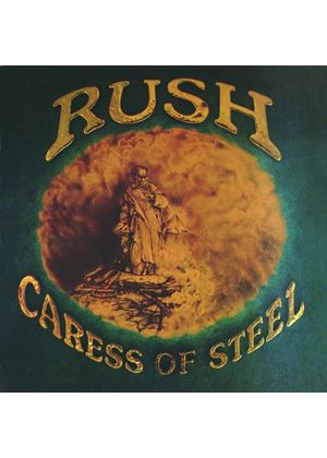 Rush - Caress Of Steel (Music CD)
