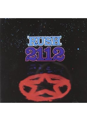 Rush - 2112 (Music CD)