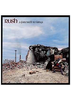 Rush - A Farewell To Kings (Music CD)
