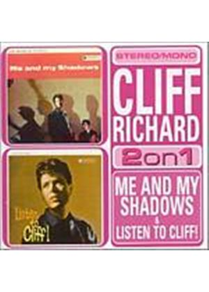 Cliff Richard - Me And My Shadows/Listen To Cliff (Music CD)