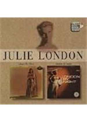 Julie London - About The Blues/London By Night [Remastered]