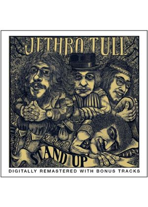 Jethro Tull - Stand Up -(Chrysalis) - (Music CD)